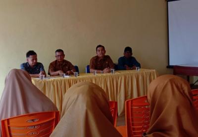 Acara Pembahasan Mengenai Lomba Transparansi Dana Desa Tingkat Provinsi Tahun 2019