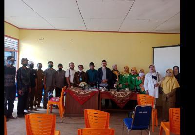 Sosialisasi Koperasi Tunggal BCC87 di Nagari Situjuh Batua