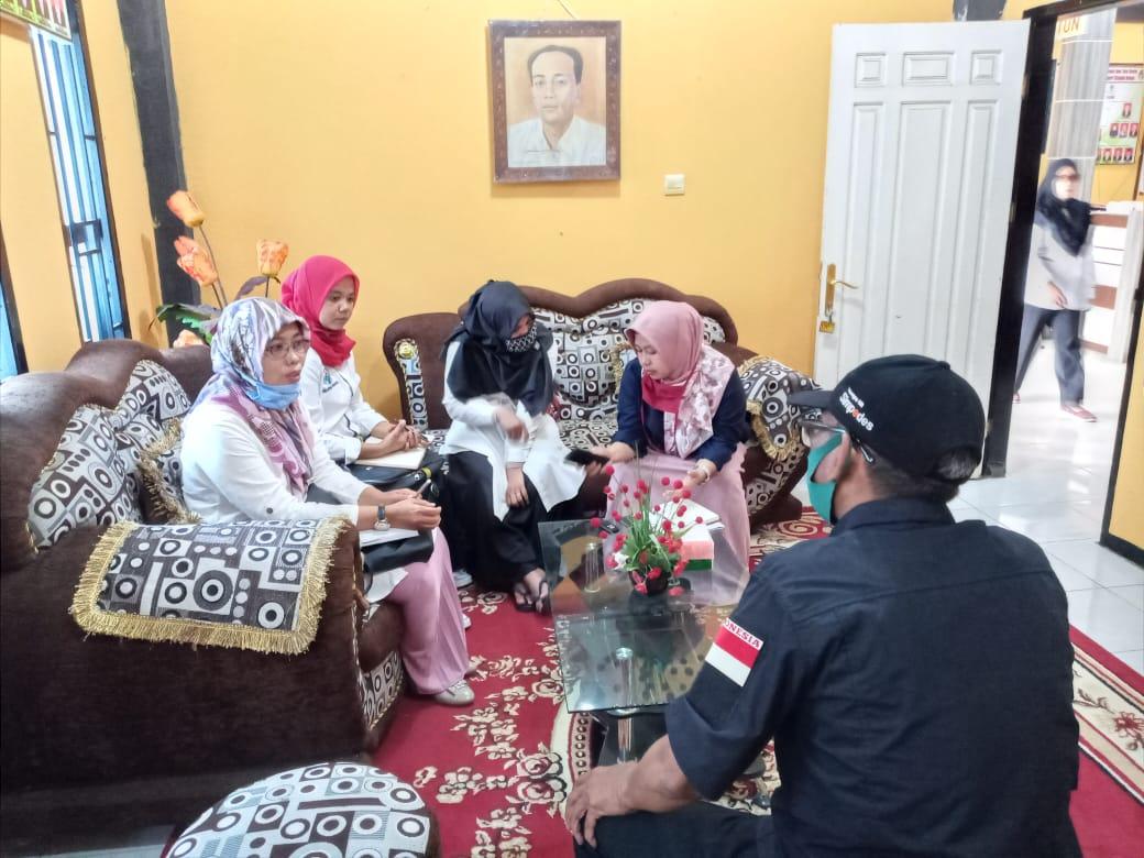 Rapat Koordinasi Dengan Tenaga Ahli DPMDN Kabupaten Lima Puluh Kota