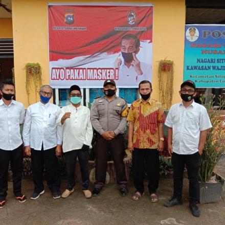 Album : Pemasangan Baliho Wajib Pakai MAsker