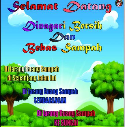Album : BALIH NAGARI BEBAS SAMPAH