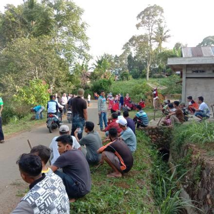 Album : Pengumuman Stelah Goro rutin di Jr. Kubang Bungkuk