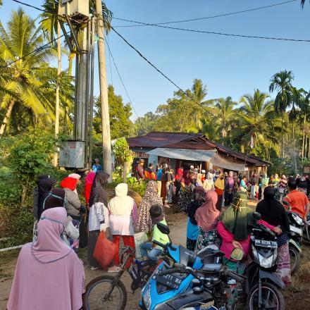 Album : Goro Rutin Jumat di Jorong Bumbung